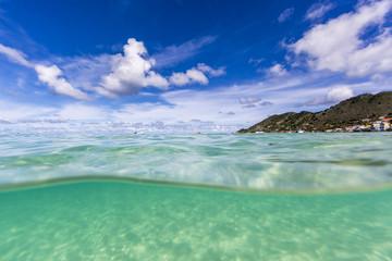 Underwater Photo: Wave in Florida
