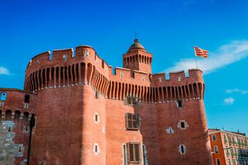 Le Castillet de Perpignan