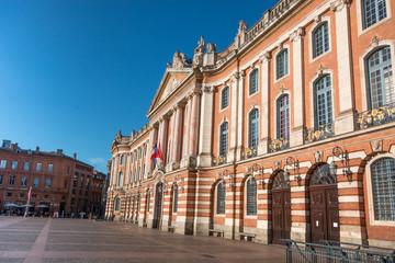 Toulouse : place du Capitole