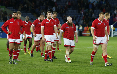 Canada v Romania - IRB Rugby World Cup 2015 Pool D