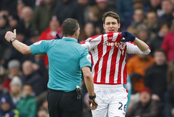 Stoke City v Aston Villa - Barclays Premier League