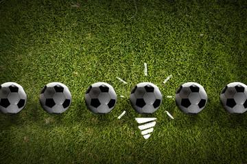 Sport conceptual idea