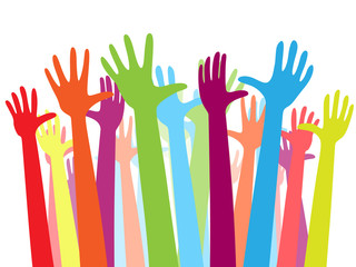 Volunteer Community Hands