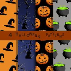 Vector illustration for celebrating holiday Halloween.