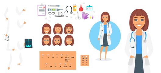 doctor character generator.