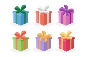 Gift box set.