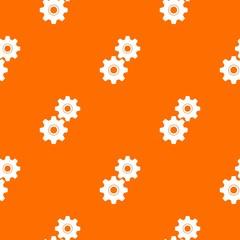 Gear pattern seamless