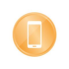 Bronze Münze - Smartphone