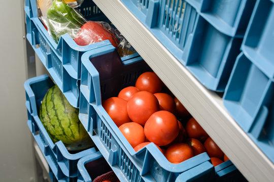 Kühlhaus, Kühlschrank, Kühlung, Gastro, Hotel , Küche