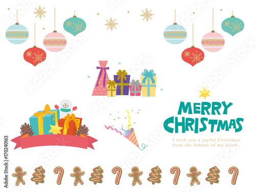 クリスマス おしゃれ デザイン イラストfotoliacom の ストック画像と