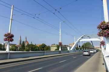 Bridge in Szeged