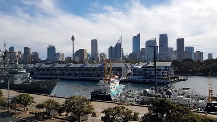 Fototapete - Sydney City, Australie
