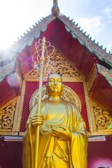 Buddhism statue