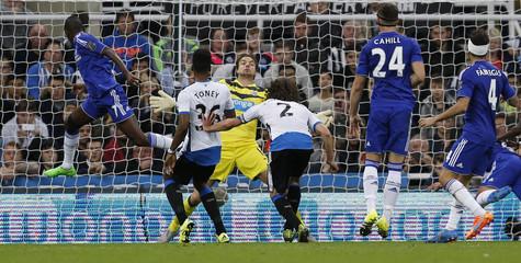 Newcastle United v Chelsea - Barclays Premier League