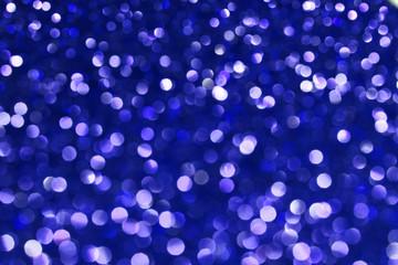 glitter made by bokeh