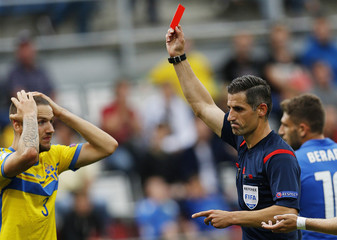 Italy v Sweden - UEFA European Under 21 Championship - Czech Republic 2015 - Group B