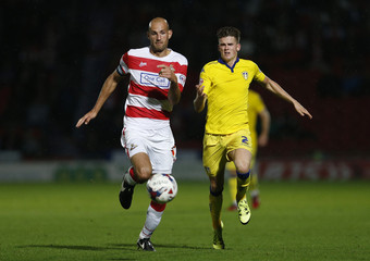Doncaster Rovers v Leeds United - Capital One Cup First Round
