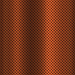 Metallic bronze hole background texture