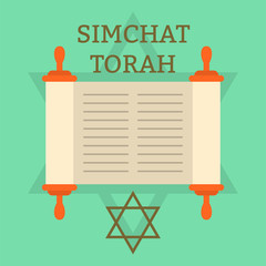 SIMCHAT TORAH BACKGROUND