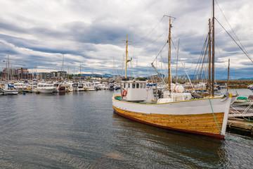Norway, port