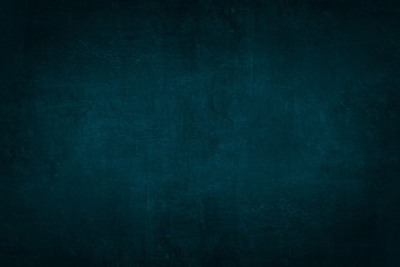 Grunge textured concrete background. Turquoise blue (Biscay Bay colour)