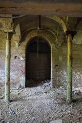 alte Säulen
