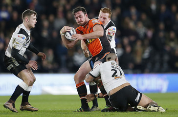 Hull FC v Castleford Tigers - First Utility Super League