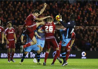 Middlesbrough v Sheffield Wednesday - Sky Bet Football League Championship