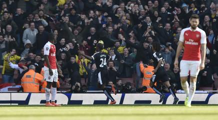 Arsenal v Watford - FA Cup Quarter Final