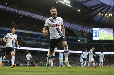 Manchester City v Tottenham Hotspur - Barclays Premier League