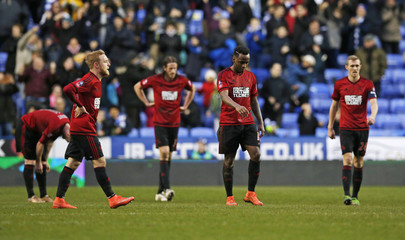 Reading v West Bromwich Albion - FA Cup Fifth Round
