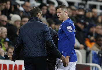Newcastle United v Everton - Barclays Premier League