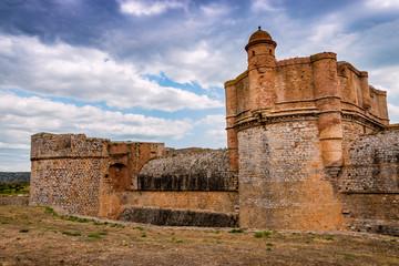 La Forteresse de Salses à Salses-le-Château