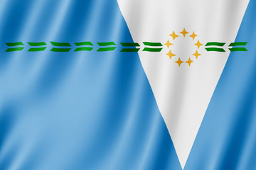 Flag of Formosa Province, Argentina