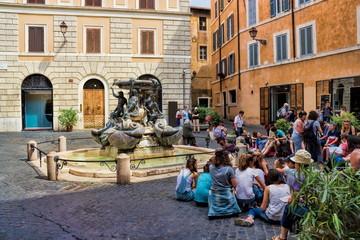 Rom, Fontana delle Tartarughe