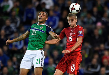 2018 World Cup Qualifications - Europe - Northern Ireland vs Czech Republic