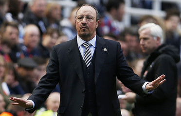 Newcastle United v Crystal Palace - Barclays Premier League