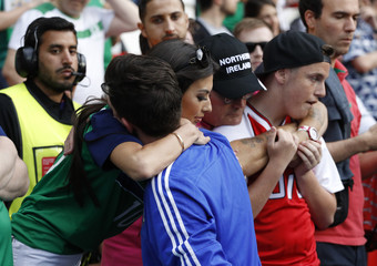 Wales v Northern Ireland - EURO 2016 - Round of 16