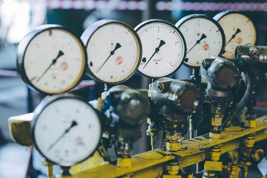 measurment indicator scale