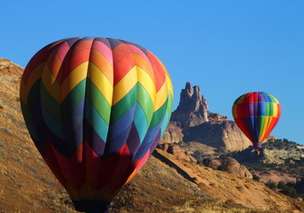 Balloons at Churchrock