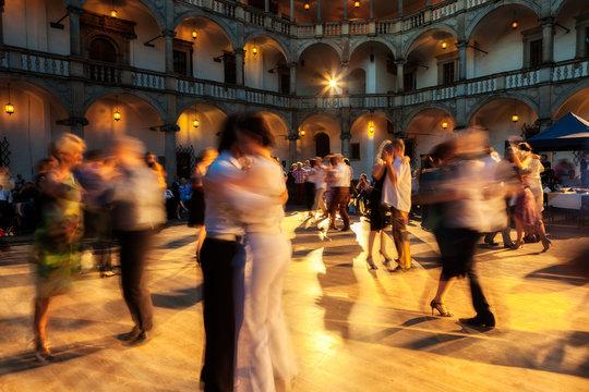 Tango by evening 03