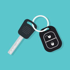 Car Key and of the alarm system.