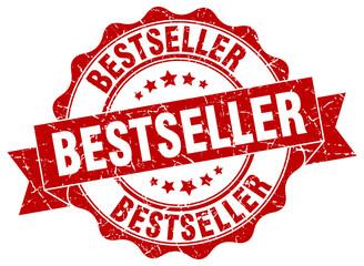 bestseller stamp. sign. seal