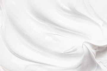 White texture of cream background