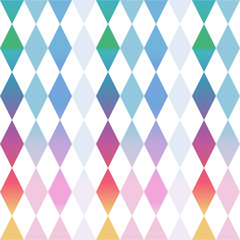 Abstract geometric pattern. Vector background with old-fashioned colors.