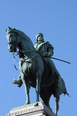 Monumento Equestre Vittorio Emanuele