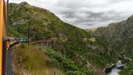 Takeri Gorge Rail Bridge
