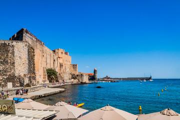 Promenade à Collioure la perle de la côte vermeille