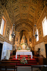 Wallfahrtskirche Senhor Santo Cristo dos Milagres in Ponta Delgada (Azoren)