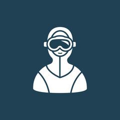 free diver icon
